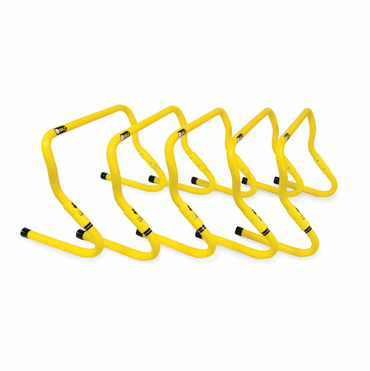 SKLZ Speed Hurdles - Adjustable-Height Hurdles (5 pack)