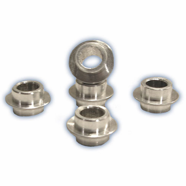 Sonic Inline Hockey Bearing Spacers - Floating