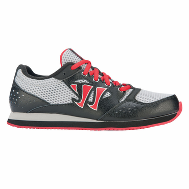 Warrior Actify Training Shoe - Black/Gray - Youth