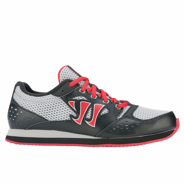 Warrior Actify Youth Training Shoe - Red/White/Black