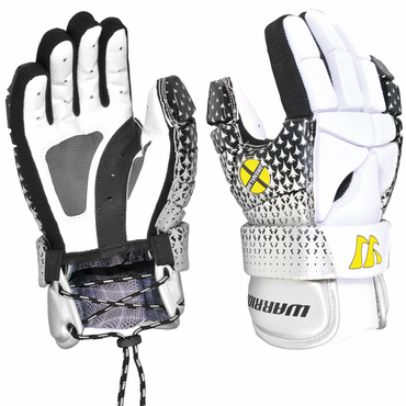 Warrior Adrenaline X1 Lacrosse Gloves - Adult