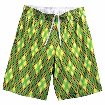 Warrior BBQ Senior Shorts - 2012
