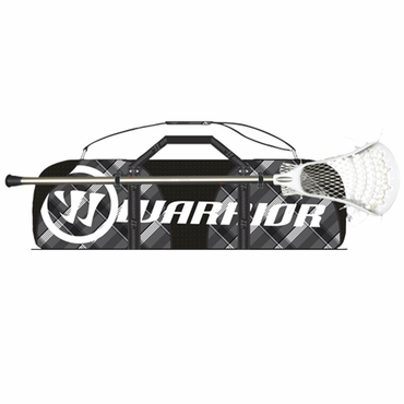 Warrior Black Hole Senior Lacrosse Duffle Bag