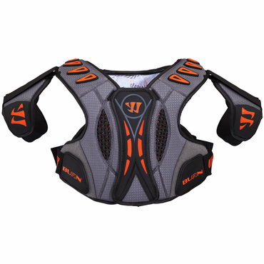 Warrior Burn Hitlyte Senior Lacrosse Shoulder