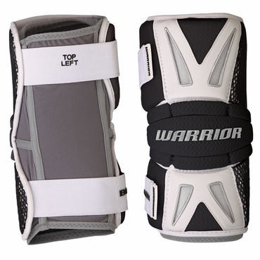 Warrior Burn Adult Lacrosse Arm Pads