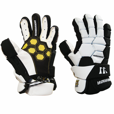 Warrior Buzz Kill Junior Goalie Lacrosse Gloves