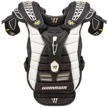 Warrior Buzz Kill Lacrosse Goalie Chest Guards