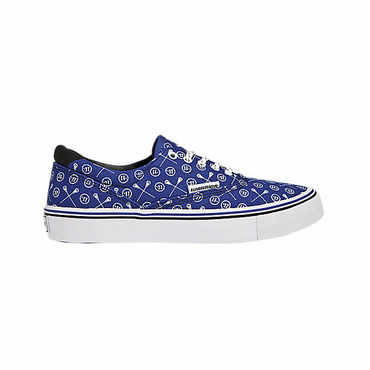 Warrior Deke Shoes - Royal - 2011 - Youth