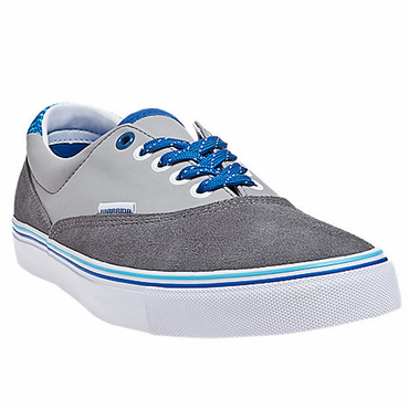 Warrior Deke Senior Shoes - Grey Suede - 2012