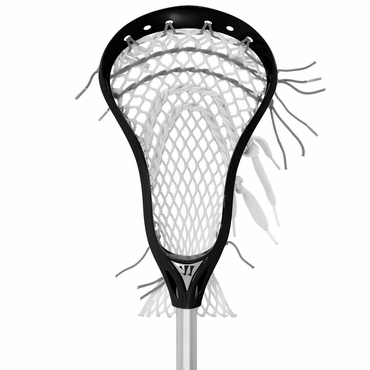 Warrior Evolution 3 Strung High School Lacrosse Head