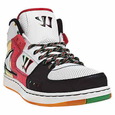 Warrior Hound Dog Senior Shoes - Rasta - 2012