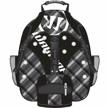 Warrior Jet Pack Max S1 Lacrosse Backpack