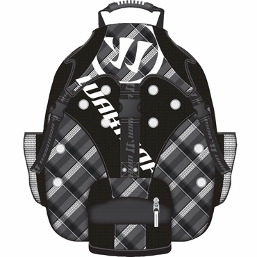 Warrior Jet Pack S1 Lacrosse Backpack