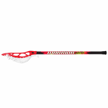 Warrior Joker X Complete Attack Lacrosse Stick