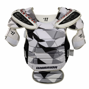 Warrior Lockdown Senior Lacrosse Goalie Chest Pads
