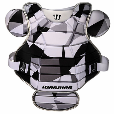 Warrior Lockdown Lacrosse Goalie Chest Pads - Adult