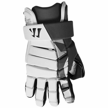 Warrior Lockdown Lacrosse Goalie Gloves - Adult