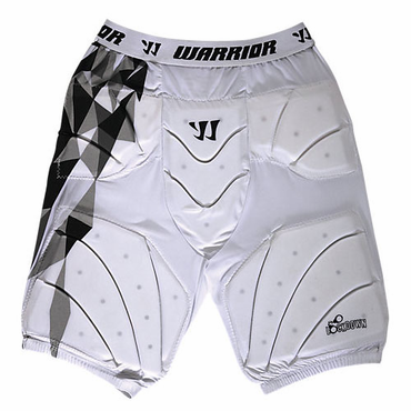 Warrior Lockdown Adult Lacrosse Leg Pads