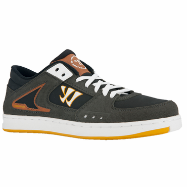 Warrior Low Dog Senior Lifestyle Shoe - Charcoal/Black