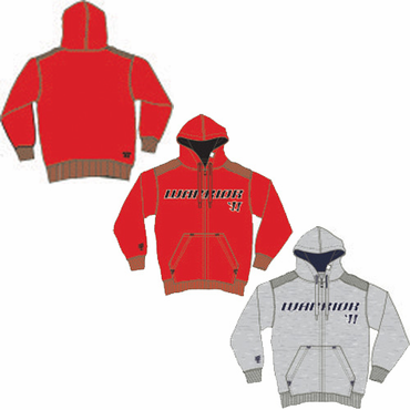 Warrior Mojo Senior Hockey Hoodie - 2012
