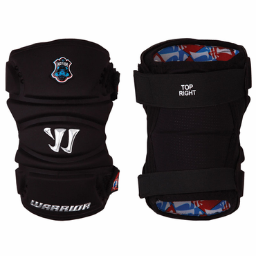 Warrior Nation 11 Neo D Lacrosse Arm Pads - Adult