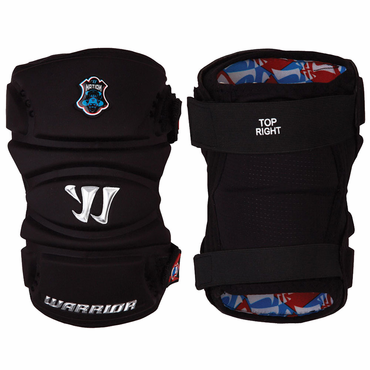Warrior Nation Lacrosse Arm Pads - Adult