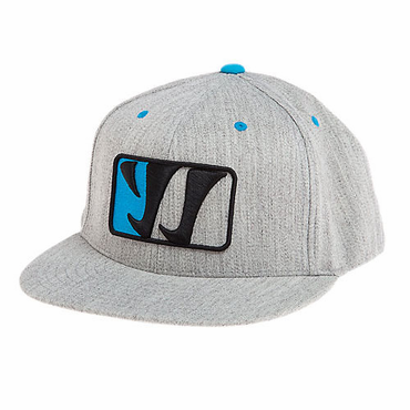 Warrior Playerz Senior Flat Brim Lacrosse Hat