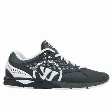 Warrior Prequel Senior Training Shoe - Reflective Black