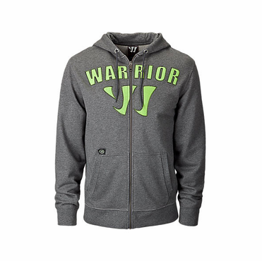 Warrior Senior Classic Full Zip Sweatshirt
