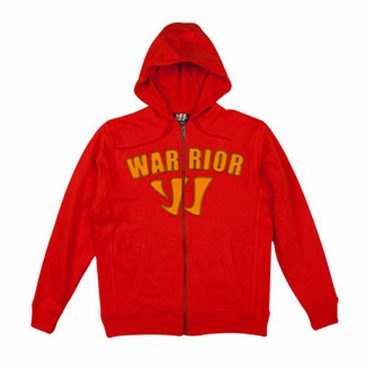 Warrior Thermal Zip Senior Hoodie - 2012