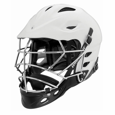Warrior TII Lacrosse Helmet with Facemask