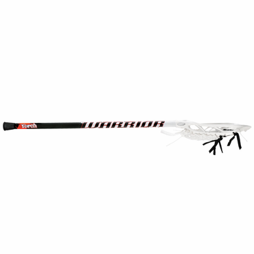 Warrior Torch Complete Lacrosse Attack Stick - High School