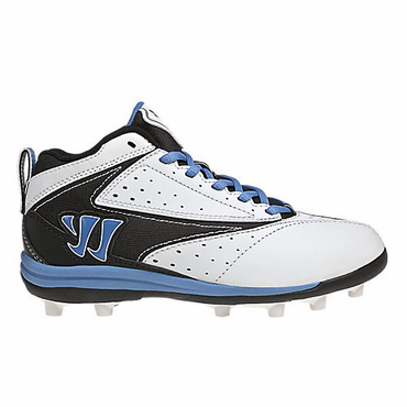 Warrior Vex Youth Hopkins Lacrosse Cleats