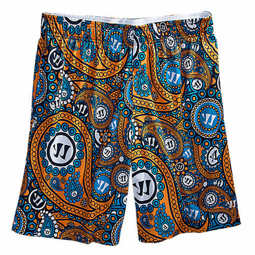 Warrior Woodstock Senior Shorts - 2012