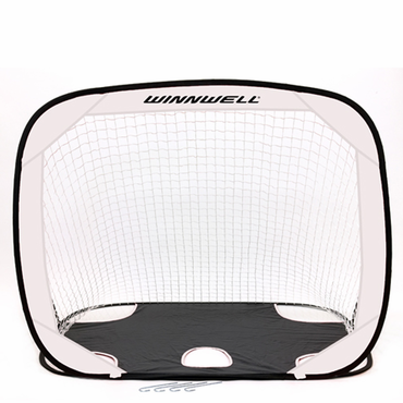 Winnwell Pop-up with Target Hockey Net - 54 Inch