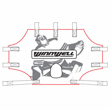 Winnwell Shotmate Hockey Shooting Target