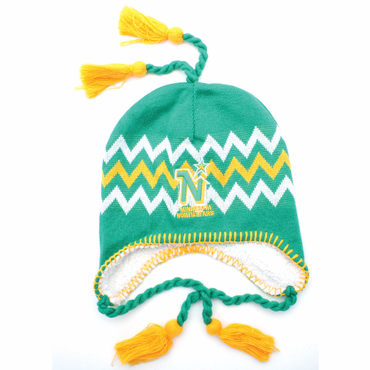 Zephyr Downhill Snapback Hockey Hat - Minnesota North Stars