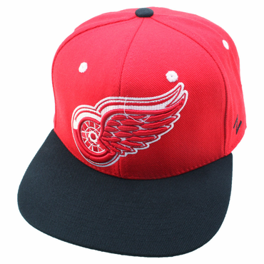 Zephyr Program 32/5 Fitted Hockey Hat - Detroit Red Wings