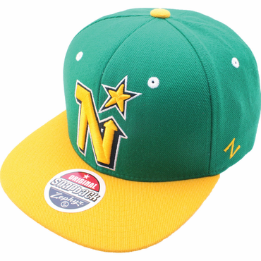 Zephyr Refresh 32/5 Adjustable Hockey Hat - Minnesota North Stars