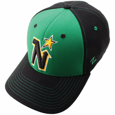Zephyr Uppercut Fitted Hockey Hat - Minnesota North Stars