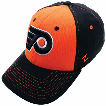 Zephyr Uppercut Fitted Hockey Hat - Philadelphia Flyers