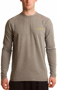 Beaver Falls Long Sleeve Crew Neck - Grey