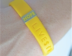 LIVESTRONG Series HOPE Slim Badge