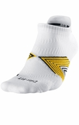 LIVESTRONG  Dri-FIT Cushioned No-Show Socks - White
