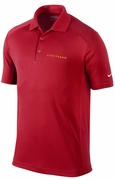 LIVESTRONG Dri-FIT Polo Shirt - Red