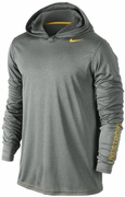 LIVESTRONG Men's  Legend LS Hoodie -  Heather Grey