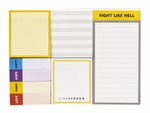 LIVESTRONG Sticky Note Set