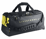 LIVESTRONG Team Training Medium Duffel - Black