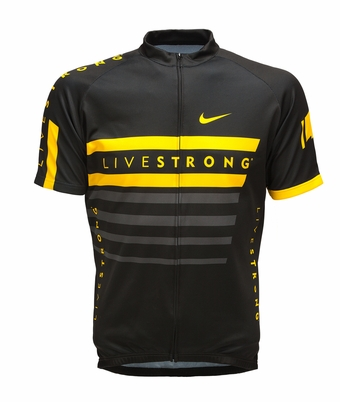 Men's LIVESTRONG Cycling Jersey