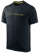 Men�s LIVESTRONG Dri-FIT Legend Tee - Black